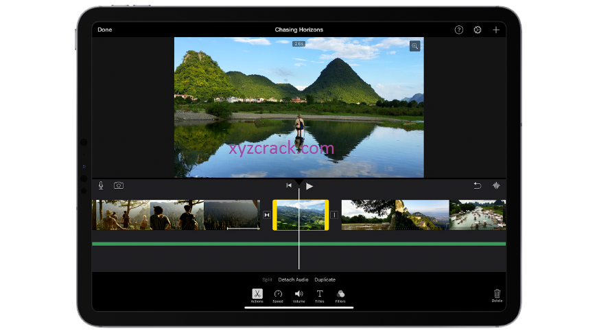 iMovie 10.2.5 Crack