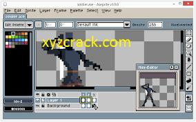 Aseprite 1.3 Crack